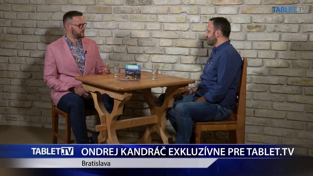 O. KANDRÁČ exkluzívne pre TABLET.TV: Pieseň Sokoly mala skončiť v koši