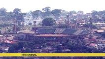 La Sierra Leone retire à la Chine le contrat de construction d'un nouvel aéroport