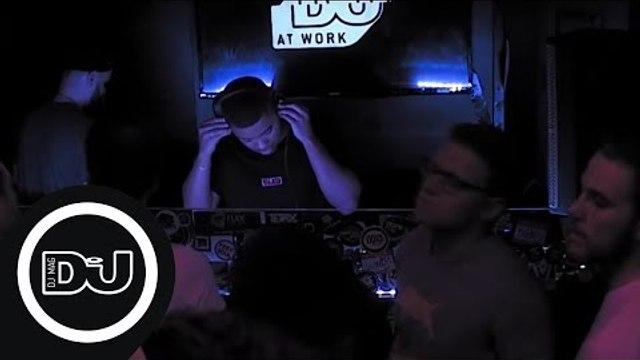 Mason Maynard Live from DJ Mag at Work