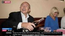 Gérard Collomb prend du bon temps à Lyon - ZAPPING ACTU DU 11/10/2018