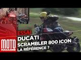 Ducati Scrambler 800 Icon 2019 - Toujours la référence
