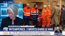 Intempéries: 2 morts dans le Var