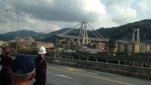 Genova in silenzio per ricordo 43 vittime Ponte Morandi