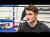 LUKE CAMPBELL 'More credible' for VASYL LOMACHENKO than CROLLA, insists Shane McGuigan