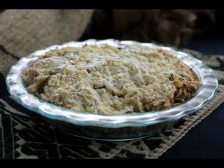 Aztec beef lasagna or Aztec cake