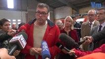 """Vincent Morisse, maire de Sainte-Maxime: """"Une crue centenale"""""""
