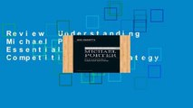 Review  Understanding Michael Porter: The Essential Guide to Competition and Strategy