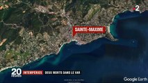 Var : les inondations font deux deux morts à Sainte-Maxime