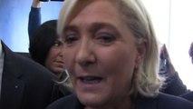 """Le Pen: """"Con Salvini una grande maggioranza all'Europarlamento"""""""