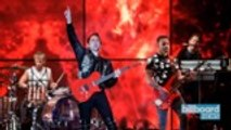 """Alternative Songs 30th Anniversary Recap: Foo Fighters Top Act, Muse's """"Uprising"""" No. 1 Song 