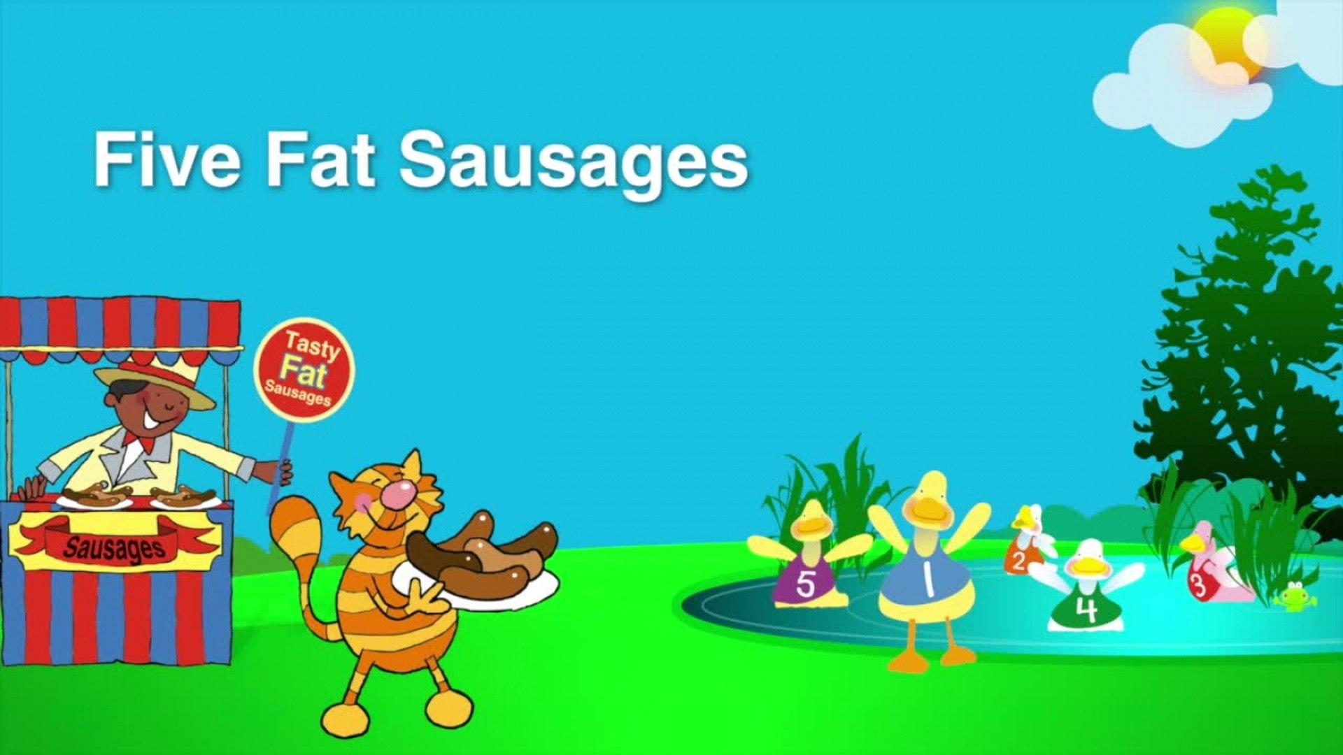 Kidzone - Five Fat Sausages - Vidéo Dailymotion