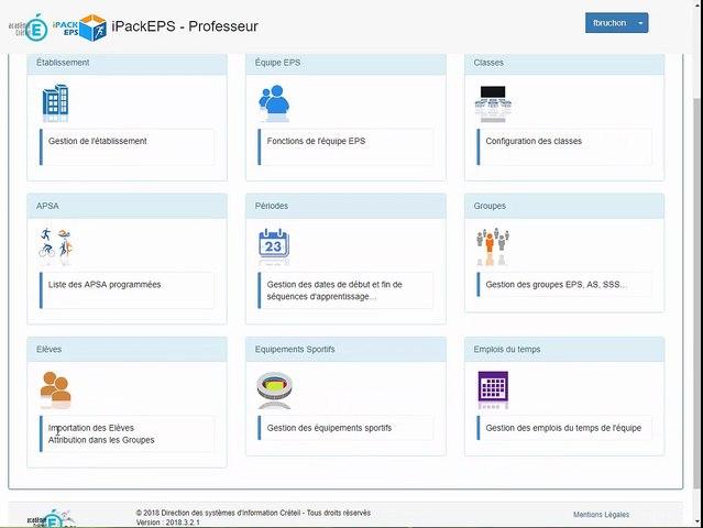 iPackEPS - Import et Placement des Élèves dans les Groupes