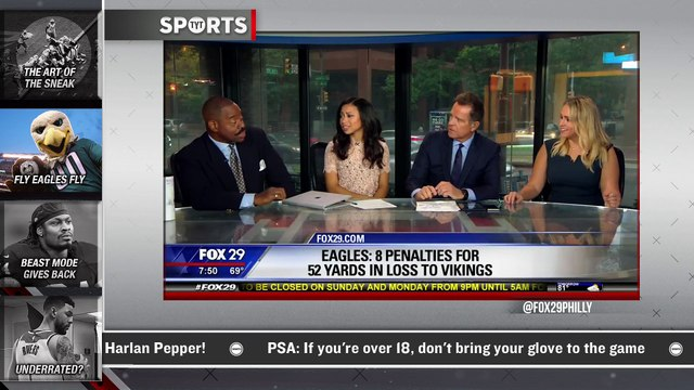 Fox Host: NFL Players Need To Stop Having Sex