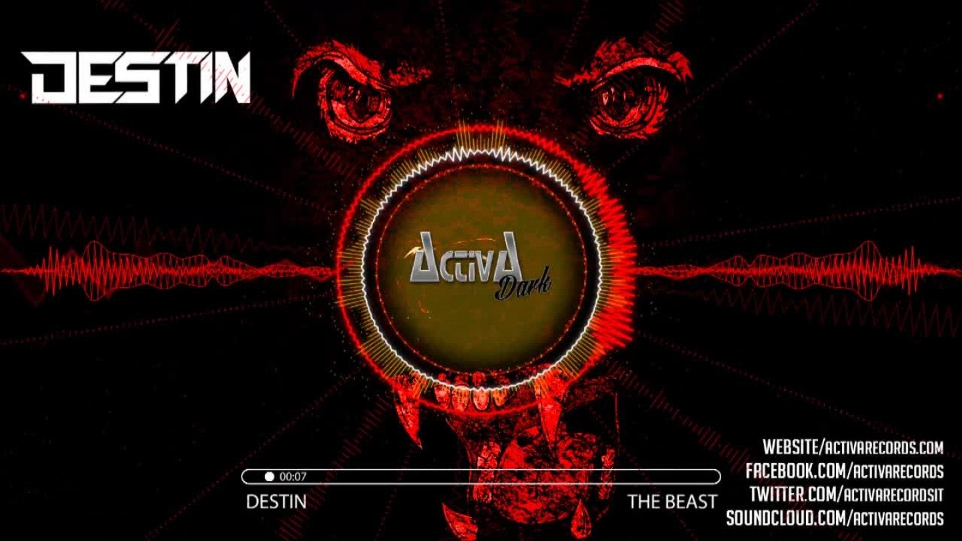 Destin - The Beast (Original Mix) - Official Preview (Activa Dark)