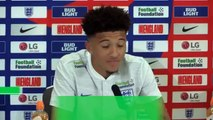 Jadon Sancho is adapting very well to life in GermanyJust don't ask him to speak any German