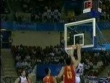 BASKET BALL - dunk on Yao Ming
