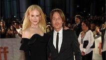 Nicole Kidman Duets With Keith Urban
