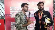 Sandeep Singh Maan, Bronze Medallist (Arjuna Awardee) 400 mts speaks to India News