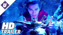 Disney's Aladdin - Official Teaser Trailer (2019) | Will Smith, Mena Massoud, Naomi Scott