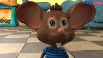 Hickory Dickory Dock Nursery Rhyme with Lyrics | 3D Animation Video | HD Nursery Rhymes | 3D Rhymes | Kids Nursery Rhymes | Kids Videos Songs | Kids Songs | Baby Songs | Kids TV | English Nursery Rhymes Songs for Children