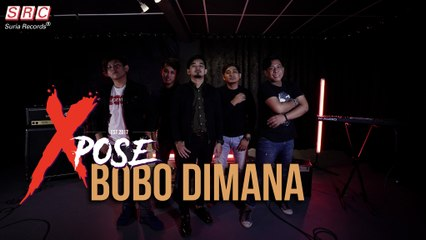 BOBO DIMANA - DS Aliff Syukri, Nur Sajat, Lucinta Luna (Cover by Xpose)