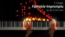Chopin - Fantaisie-Impromptu, op. 66 (new set-up)