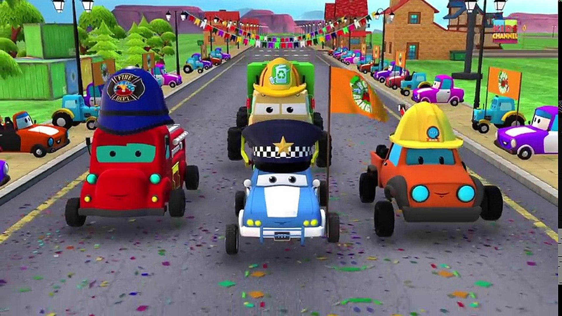 Tv cartoons movies 2019 Crypto Trucks   Meet Sasquash   Crypto Force   Trucks Cartoon For Children B