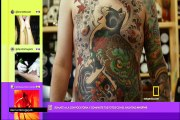 T2 Cap3 T2 TATTOO AGE (the japanese tattoo duo:taki &haritomo)