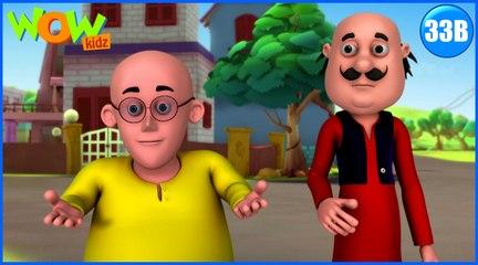 Motu Patlu in Hindi | Motu Patlu Ka Wajan| Cartoon for Kids | Wow Kidz