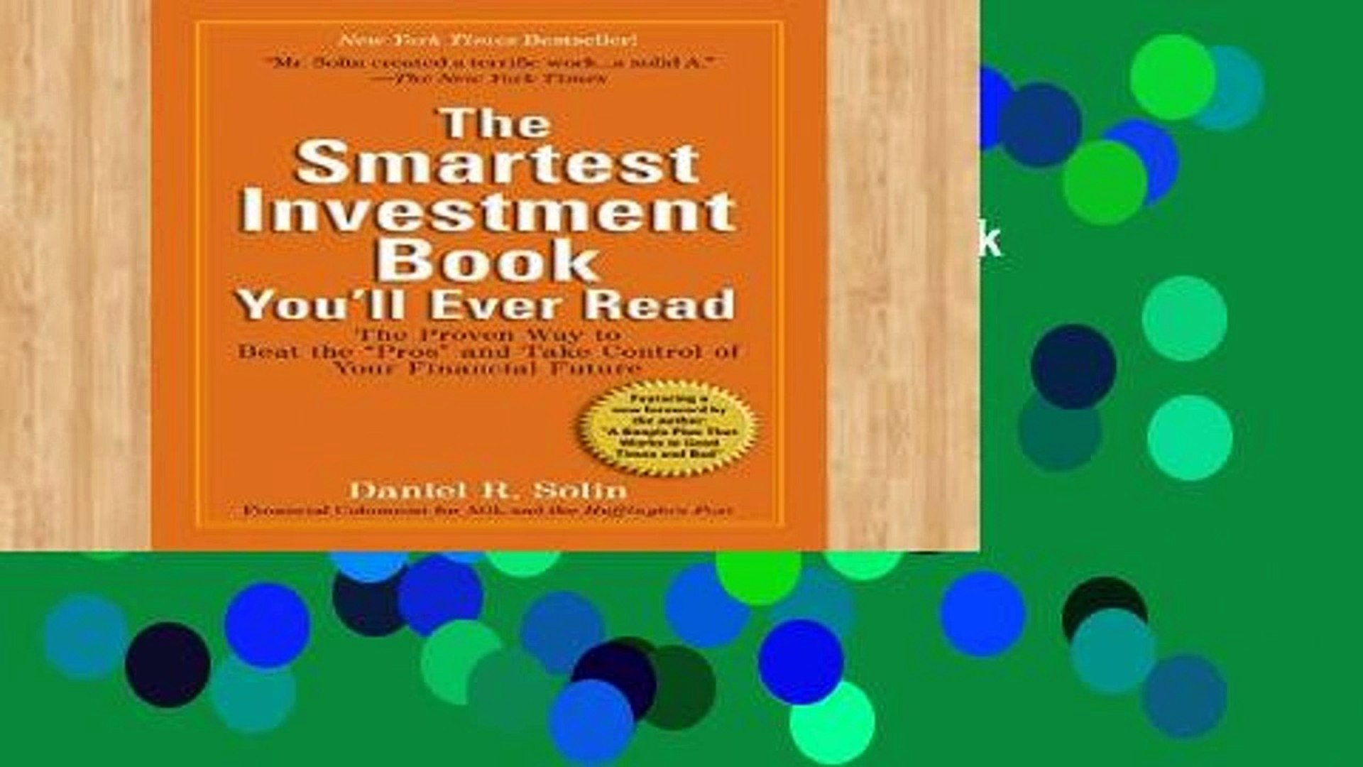 Popular The Smartest Investment Book You ll Ever Read: The Proven Way to Beat the