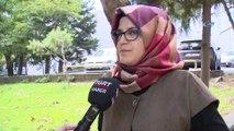 """Gazeteci Cemal Kaşıkçı'nın nişanlısı: """"Siyasi kriz olmasının dışında bir insani kriz yönü de var"""""""