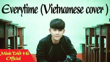 Everytime (Vietnamese cover ) - Rum ft Nấm ( Hồ Nấm Lùn) - Descendants Of The Sun OST