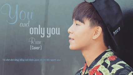 YOU AND ONLY YOU - RUM (Cover)