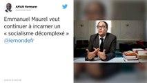 Le député européen Emmanuel Maurel quitte le Parti Socialiste.