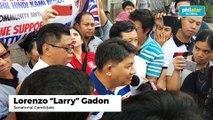 Gadon claims there are many stupid senators
