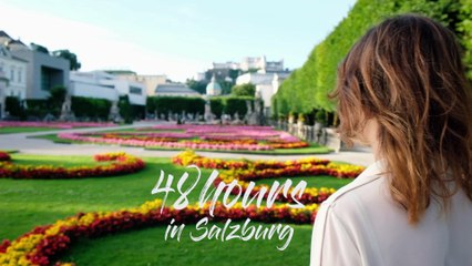 Salzburg for 48 hours