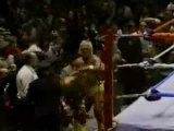 Hulk Hogan vs Macho Man Randy Savage