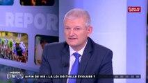 Le député Olivier Falorni s'exprime sur l'euthanasie
