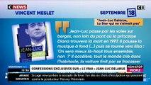 Le producteur Franck Saurat, meilleur ami de Jean-Luc Delarue, sort de son silence après le livre explosif sur l'animateur - VIDEO