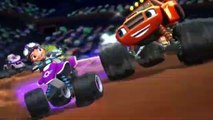 Blaze and the Monster Machines S02E03 - Truck or Treat