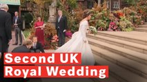 Royal Wedding: Princess Eugenie And Jack Brooksbank Get Married In Windsor