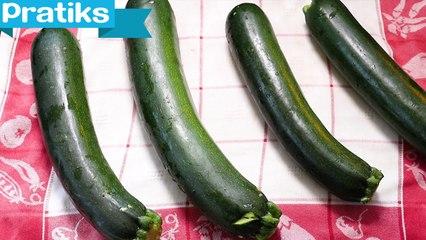 Comment cuisiner des courgettes ?