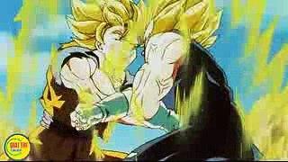 7 vien ngoc rong z kai chuong cuoi tap 26 Goku vs Vegeta su