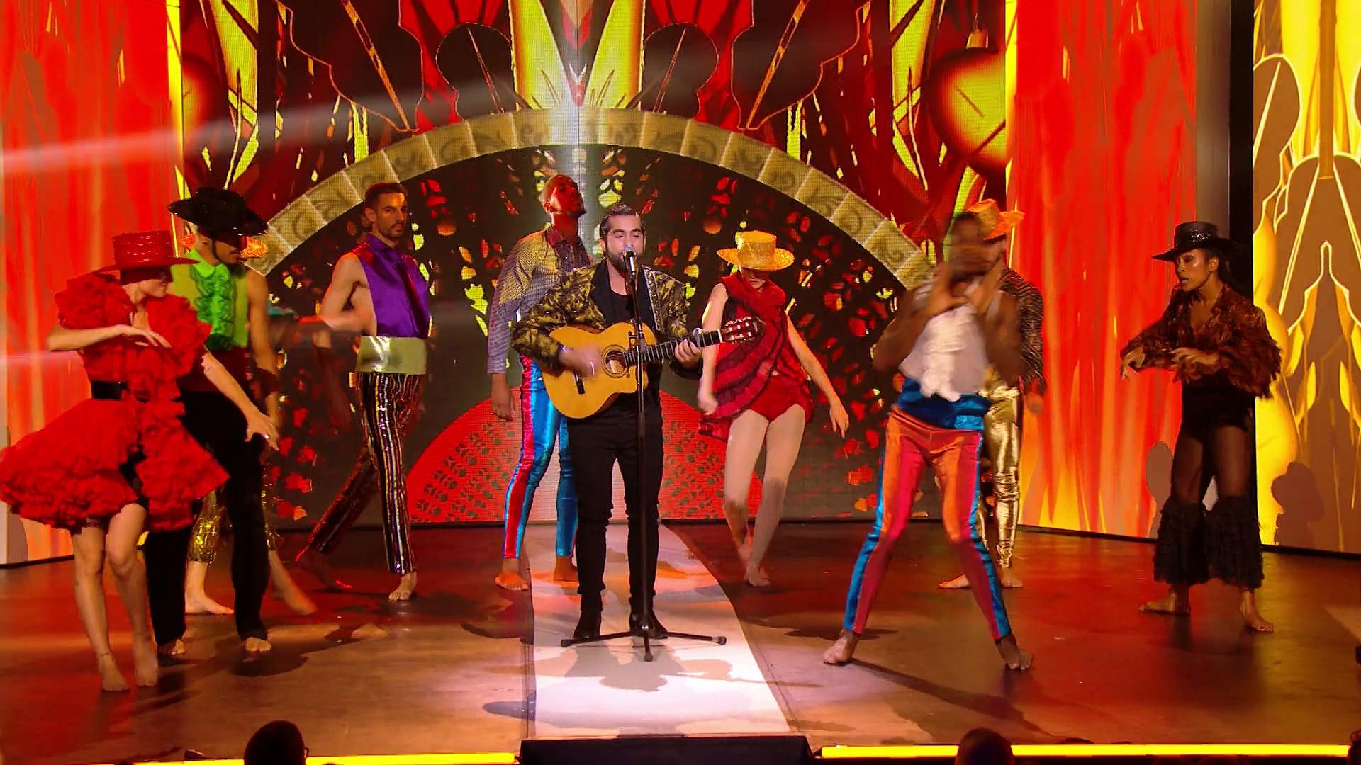 "Kendji Girac chante ""Besame mucho"" pour ""Jean-Paul Gaultier fait son show"", samedi soir sur France 2"