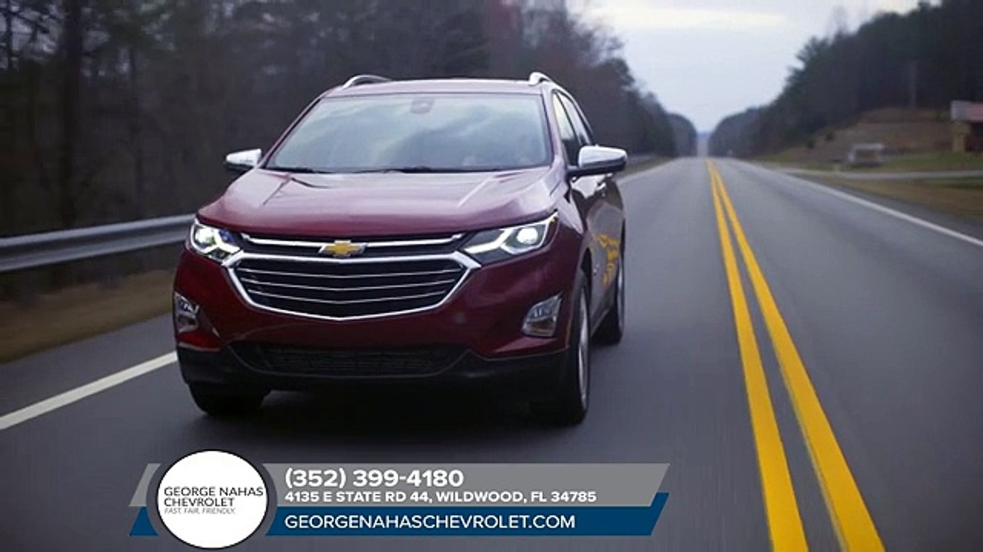 2018 Chevrolet Equinox The Villages Fl Chevrolet Dealership The Villages Fl Video Dailymotion