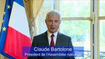 32èmes Journées européennes du patrimoine : message de bienvenue de Claude Bartolone - Samedi 19 septembre 2015