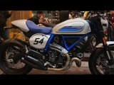 Visordown - Intermot - Ducati Scrambler 2