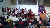 Rentrée solennelle 2018 de la European School of Law, Ecole Européenne de Droit (ESL-EED) - Remise des diplômes