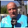 # marseillais : Voir Maradona porter le maillot de l'OM au vélodrome...