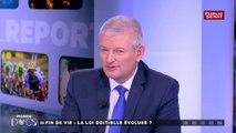 Le député Olivier Falorni s'exprime sur la fin de vie